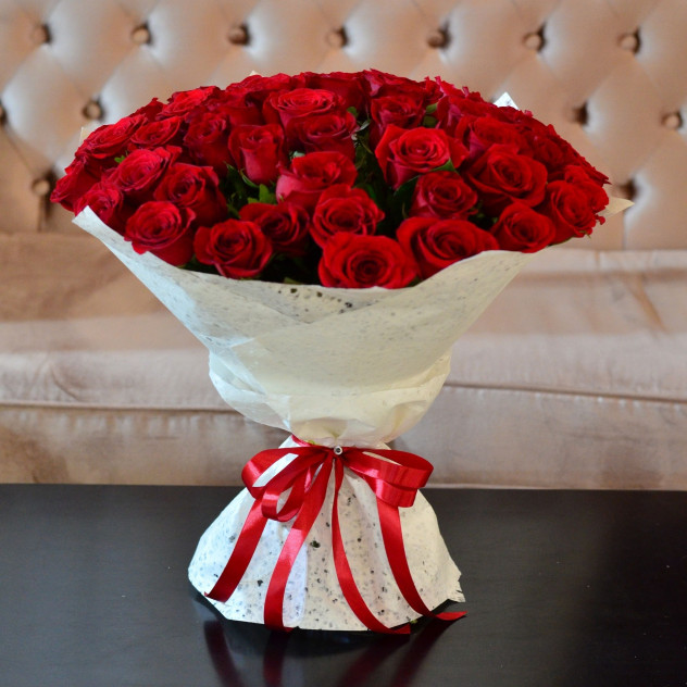 Букет №239 51 роза